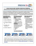 PRISM II newsletter